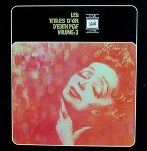 Edith Piaf / Les Titres D'Or D'Edith Piaf - LP (used)