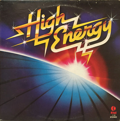 Various ‎/ High Energy - LP Used