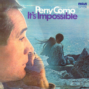 Perry Como / It's Impossible - LP (used)