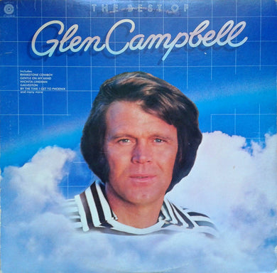 Glen Campbell ‎/ The Best Of Glen Campbell - LP Used