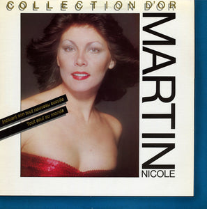 Nicole Martin ‎/ Collection D'Or - LP Used