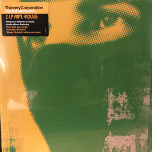 Thievery Corporation / Radio Retaliation - 2LP