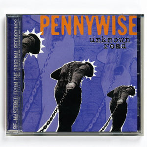 Pennywise ‎/ Unknown Road - CD