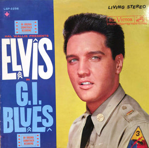 Elvis Presley / G.I. Blues - LP (Used)