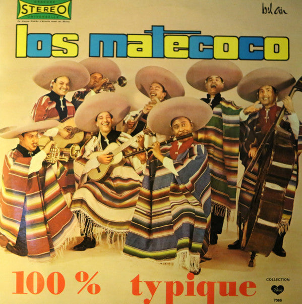 Losc Matecoco / 100% Typique - LP (used)