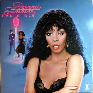 Donna Summer ‎/ Bad Girls - 2LP Used