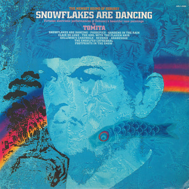Tomita ‎/ Snowflakes Are Dancing - LP Used