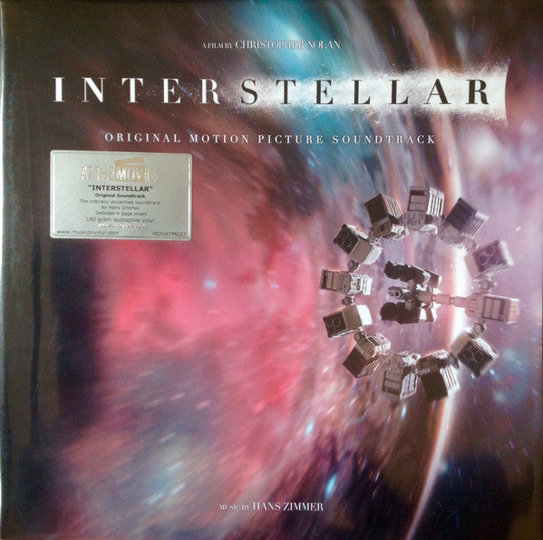 OST / Interstellar - LP