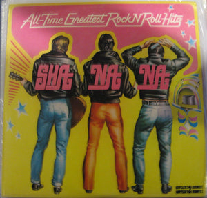 Sha Na Na ‎/ All-Time Greatest Rock 'N' Roll Hits - LP Used