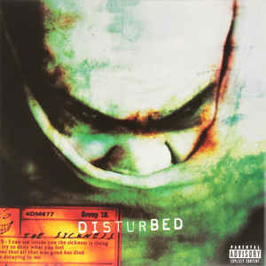 Disturbed / The Sickness - LP