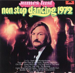 James Last ‎/ Non Stop Dancing 1972 - LP (used)
