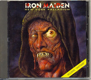 Iron Maiden ‎/ New York Palladium - CD Used