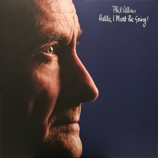 Phil Collins / Hello, I Must Be Going! - LP