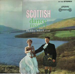 Bobby MacLeod And His Band ‎/ Scottish Dance Master - LP (used)