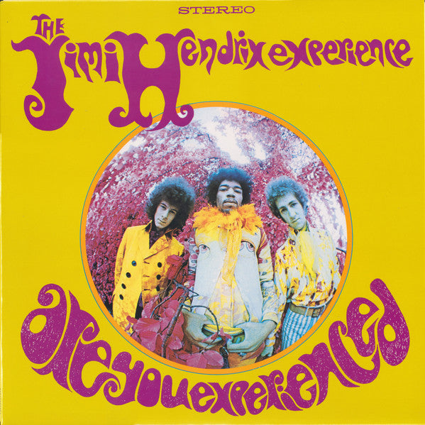Jimi Hendrix experience / Are You Experienced - LP