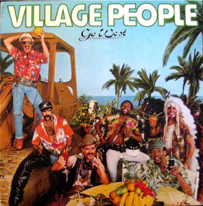 Village People / Go West - LP (used)