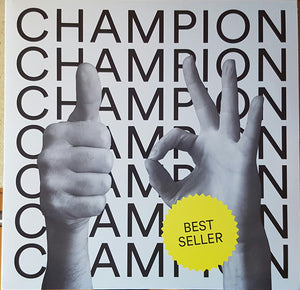 Champion / Best Seller - LP