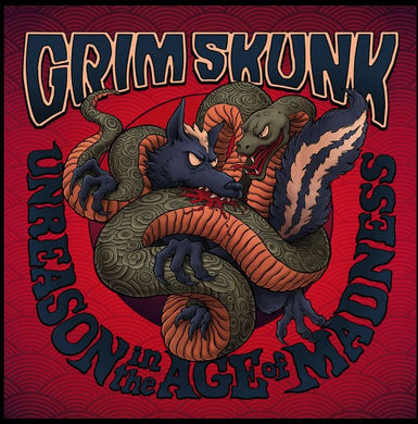 Grimskunk / Unreason In The Age Of Madness - LP Used