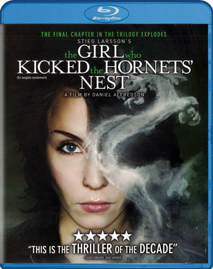 The Girl Who Kicked The Hornets' Nest - Blu-Ray (Used)