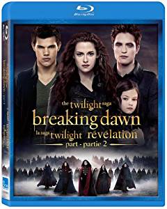 The Twilight saga: Breaking Dawn part 2 - Blu-ray