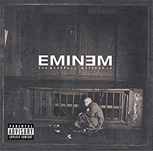 Eminem / The Marshall Mathers LP - CD (Used)