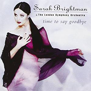 Sarah Brightman / Time To Say Goodbye - CD (Used)