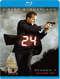 24 / Season 7 - Blu-Ray (Used)