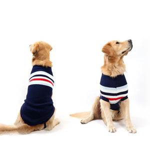 Winter Warm Cotton Pet Sweater Clothes