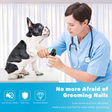 Electric Painless Pet Nail Grinder