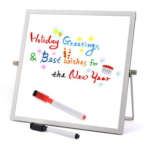 Dry Erase Magnetic Whiteboard for Kids | Hisome