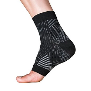 Anti-Fatigue Fingerless Compression Socks for Men & Women
