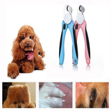 Safety Lock Pet Nail Clipper