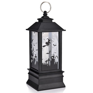 Halloween Simulation Flame Light Layout Desktop Decoration