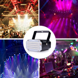 Strobe Light with Remote Control  for Party