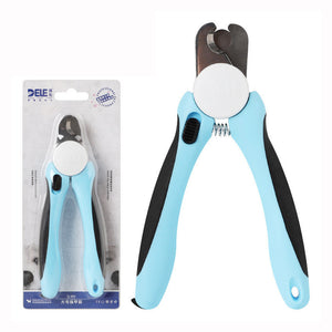 Dog Cat Safety Nail Clippers Pet Grooming Scissors Cutters Paw Claw Trimmer Free Nail File