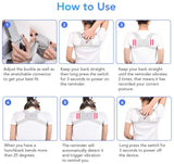 Adjustable Upper Back Brace Straightener for Clavicle Support