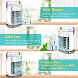 2021 New Portable Air Cooler of Hisome