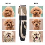 Golden Pet Grooming Clipper Kit