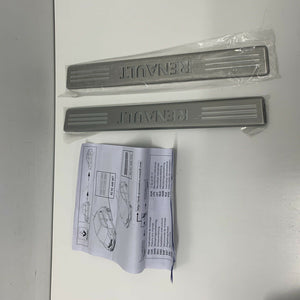 Genuine Renault Twingo (3) Aluminium Entry Guards 8201440407