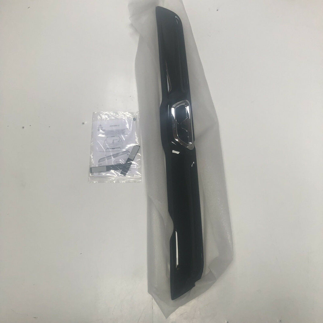 Citroen C1 Rear Bumper Lower Moulding With Dummy Chrome Tail Pipe 1611242680