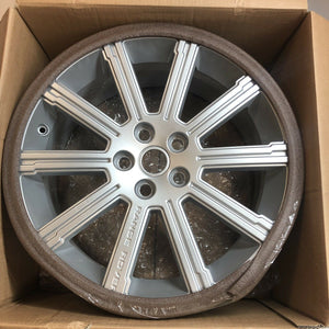 "GENUINE RANGE ROVER L322 VOGUE AUTOBIOGRAPHY 10 SPOKE 20""INCH ALLOY WHEEL X1"