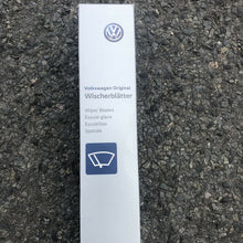 Load image into Gallery viewer, Original Volkswagen Golf MK7 2013- avant Aéro Balais D'Essuie Glace Kit