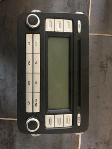 Genuine Volkswagen Caddy 2004 - 2010 CD Radio Head Unit 1K0035186AF REF756
