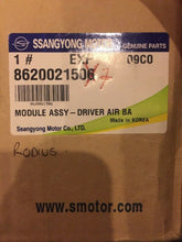 Load image into Gallery viewer, Genuine Ssangyong Air Bag Steering Wheel Module Brand New 8620021507