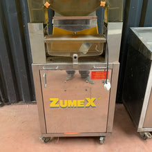 Load image into Gallery viewer, genuine ZUMEX 38 ORANGE JUICE MACHINE with table/drawer set 201898