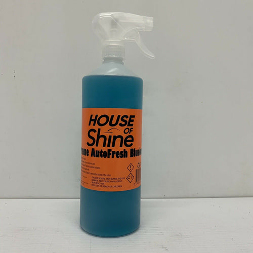 House Of Shine Extreme Blueberry AutoFresh 1L 0745125898193
