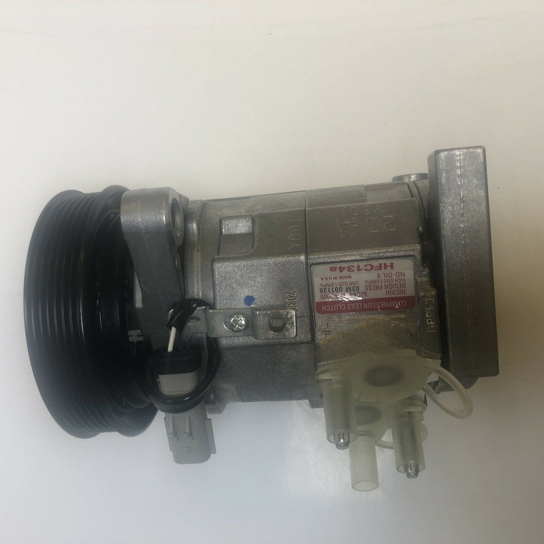 CHRYSLER  VOYAGER AUTO 3.3 PETROL AC AIR CON CONDITIONING PUMP P05005441AI