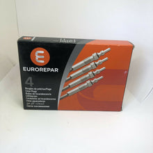 Load image into Gallery viewer, CITROEN NEMO AA 1.4D Glow Plugs Set 4x 2008 on DV4TED ADL Y40418601A 1447128 New