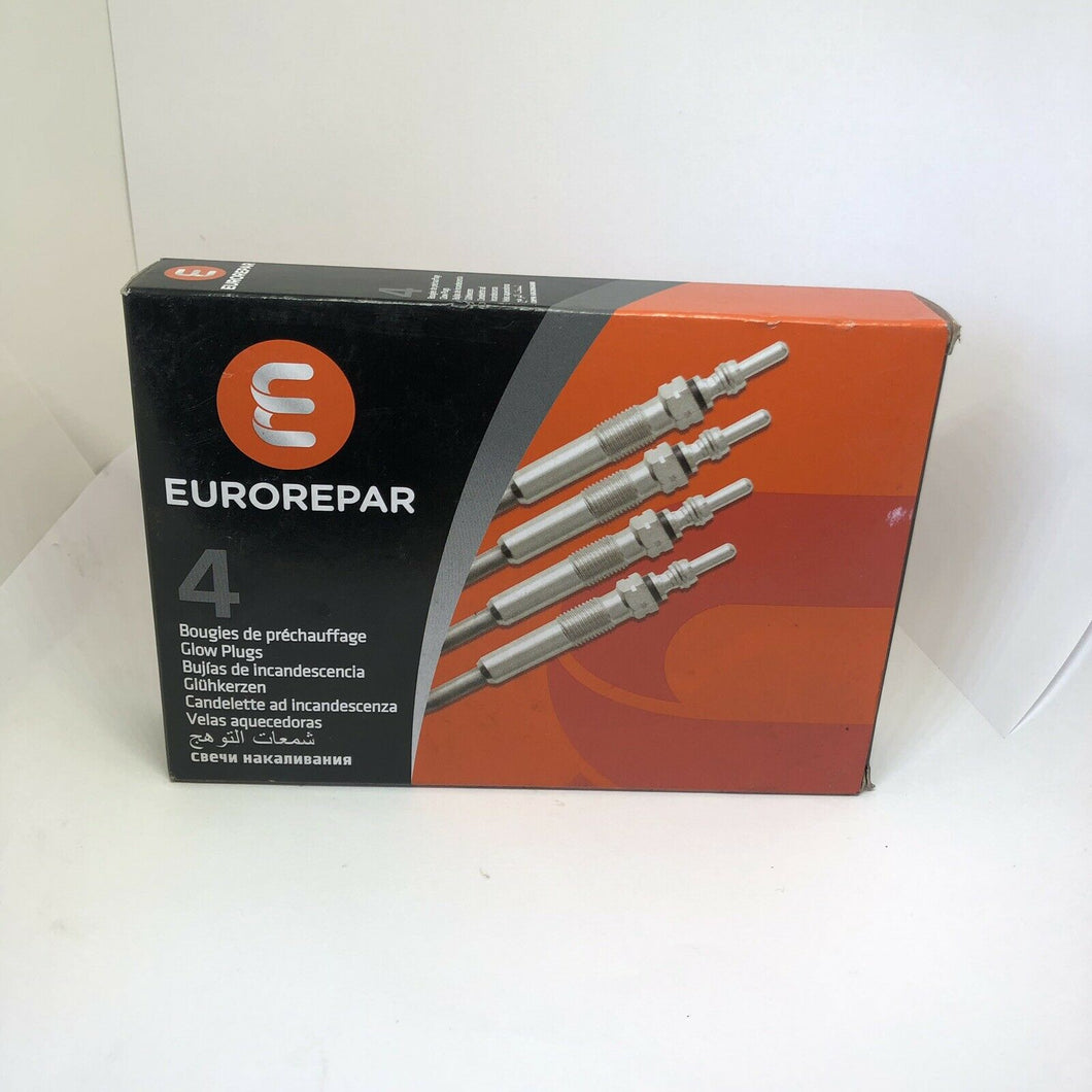 CITROEN NEMO AA 1.4D Glow Plugs Set 4x 2008 on DV4TED ADL Y40418601A 1447128 New