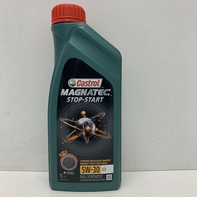 Castrol Magnatec Stop-Start 5W-30 C3 Fully Synthetic Engine Oil 5W30 1 LITRE 1L